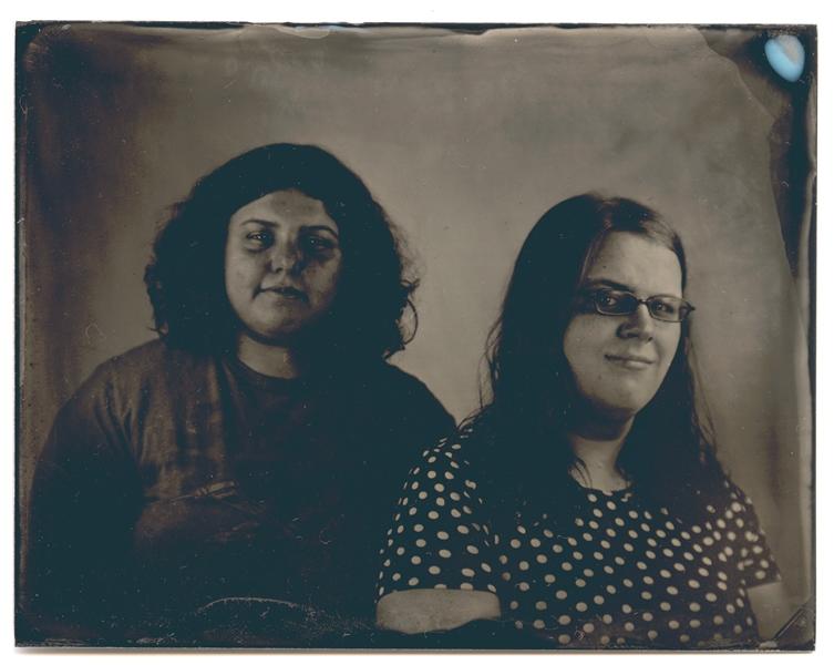 Sharon Ginsberg & Charlette Stoner