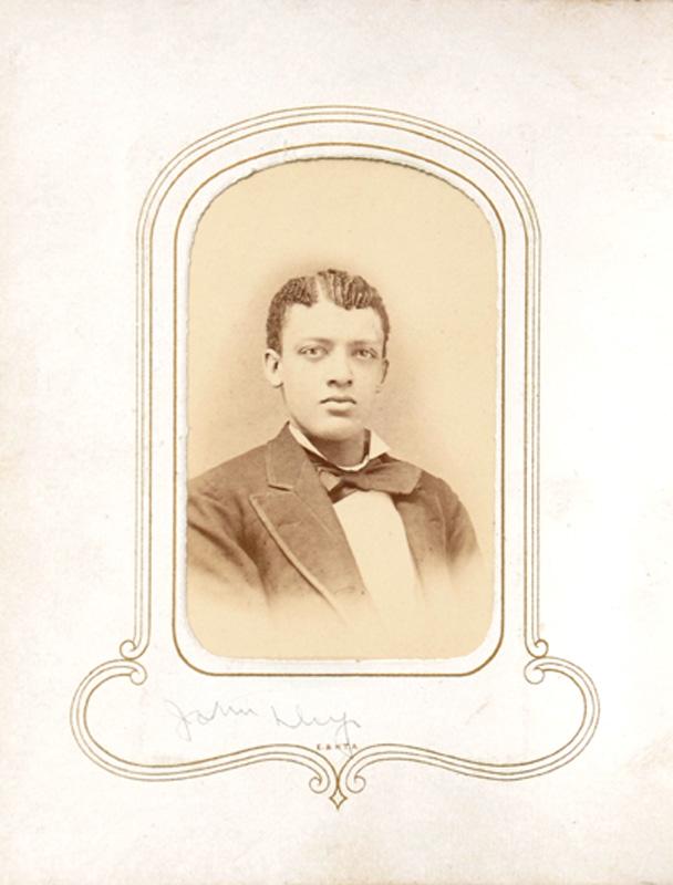 1.28. John Wry. Geo. A. Mosher, Albany, NY. CDV.