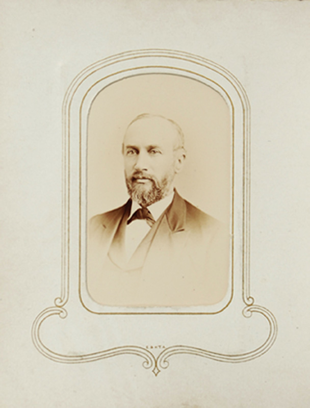 1.38. H.M. James. CDV.
