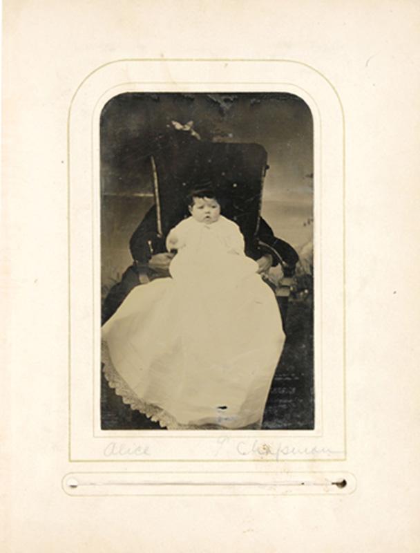 2.13. Alice Chapman. Tintype.